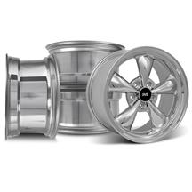 Mustang Bullitt Wheel Kit - 17x9/10.5  - Chrome (94-04)
