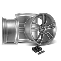 Mustang SVE GT7 Wheel Kit - 20x10/11  - Satin Graphite (15-19)