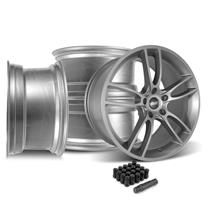 Mustang SVE GT7 Wheel Kit - 19x10  - Satin Graphite (15-18)