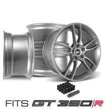 Mustang SVE GT350 GT7 Wheel Kit - 19x11/11.5  - Satin Graphite (15-18)