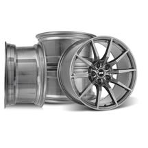 Mustang SVE S350 Wheel Kit - 18x9/10  - Gloss Graphite (94-04)