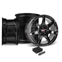 SVE Mustang R350 Wheel Kit - 19x10  - Gloss Black (15-21)