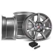 SVE Mustang R350 Wheel Kit - 19x10  - Liquid Graphite (15-20)