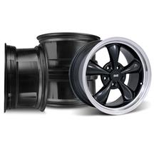 Mustang Bullitt Wheel Kit - 18x9 Black (05-17)