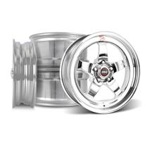 Mustang Weld RT-S S71P Wheel Kit - 17x5/17x10 Polished (94-04)