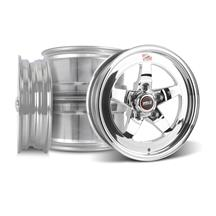 Mustang Weld RT-S S71P Wheel Kit - 15x4/15x10 Polished (94-04)