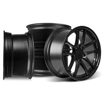 Mustang Rovos Cape Town Wheel Kit- 18x9/10  - Satin Black (94-04)