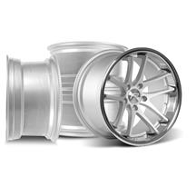 Mustang Rovos Cape Town Wheel Kit- 18x9/10  - Satin Silver (94-04)