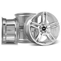 Mustang SVE GT500 Wheel Kit - 18x9/10  - Chrome (05-14)