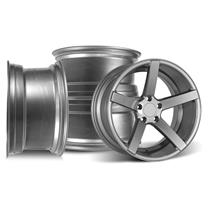 Mustang SVE NVX Wheel Kit - 18x9/10  - Gloss Graphite (94-04)
