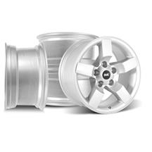 F-150 SVT Lightning SVE Gen.1 01-02 Style Lightning Wheel Kit - 18x9.5  - Silver (93-95)