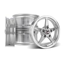 F-150 SVT Lightning Race Star Drag Star Wheel Kit - 17x4.5/10.5  - Polished - Direct Drill (00-0...