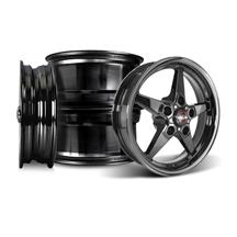 F-150 SVT Lightning Race Star Dark Star Wheel Kit - 17x4.5/10.5  - Direct Drill (00-04)