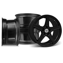 Mustang Saleen Wheel Kit - 18x9/10 Black (94-04)