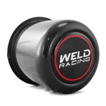 Mustang Weld RT-S Replacement Center Cap  - Black (79-93)