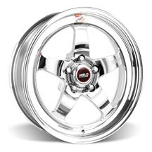 Mustang Weld RT-S S71 Drag Wheel - 17x5 Polished (94-16)