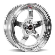 Mustang Weld RT-S S71 Drag Wheel - 17x5 Polished (94-19)