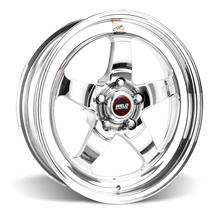 Mustang Weld RT-S S71P Drag Wheel - 18x5  - Polished (05-17)