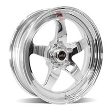 Mustang Weld RT-S S71P Drag Wheel - 18x5  - Polished (05-19)