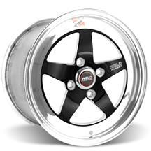 Mustang Weld RT-S Wheel - 15x8 Black (79-93)