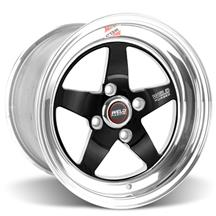 Mustang Weld RT-S Wheel - 15x10 Black (79-93)