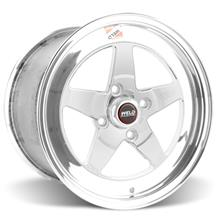 Mustang Weld RT-S Wheel 15x8 Polished (79-93)