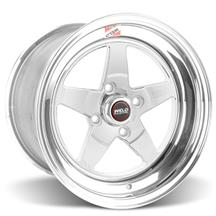 Mustang Weld RT-S Wheel - 15x10 Polished (79-93)
