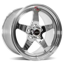 Mustang Weld RT-S S71P Drag Wheel - 17x10 Polished (05-19)