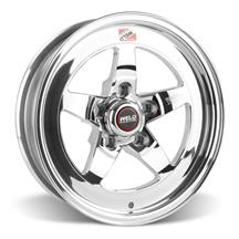Mustang Weld RT-S S71 Drag Wheel - 15x4 Polished (94-10)