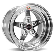 Mustang Weld RT-S S71 Drag Wheel - 15x10 Polished (94-04)