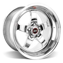 Mustang Weld RT-S S71 Drag Wheel 17X10  Polished (94-04)