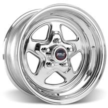Mustang Weld Racing Pro-Star Wheel - 15x10 Polished (94-04)
