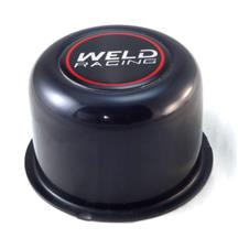 Mustang Weld RT-S Replacement Center Cap  - Black (94-19)