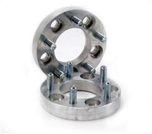"Mustang 1"" 5 Lug Wheel Spacers,  Sold As A Pair (94-14)"