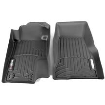Mustang WeatherTech DigitalFit Floor Mats  - Black (11-12)