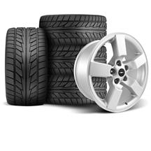 "F-150 SVT Lightning Wheel & Tire Kit - 18x9.5"" Silver (99-04)"