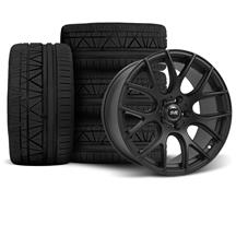 Mustang SVE Drift Wheel & Tire Kit - 18X9/10 (94-04)