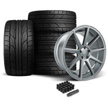 Mustang Velgen VMB9 Wheel & Tire Kit Gunmetal (05-14)