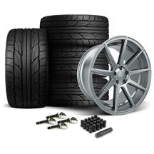 Mustang Velgen VMB9 Wheel & Tire Kit Gunmetal (15-20)