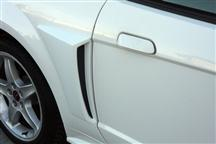 Mustang Xenon Quarter Panel Side Scoops (99-04)
