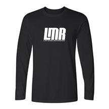 LMR Long Sleeve T-Shirt (XXXL) Black